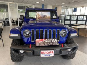 2020 Jeep Wrangler Rubicon 4dr Convertable for Sale in Hyattsville, MD