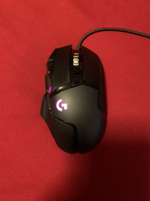Logitech rgb lighting mouse for Sale in Donna, TX