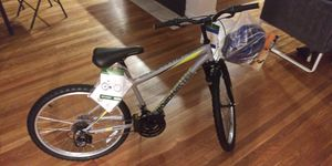 """Mountain roadmaster bike., wheel sixe 24"""", rider height 4'6"""", front suspension for Sale in Falls Church, VA"""