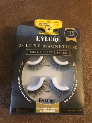 Eylure Magnetic Lashes Falsies Eyelashes Open box/New for Sale in El Mirage, AZ