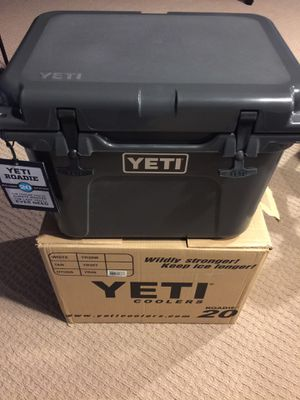 Yeti Roadie 20 Cooler New for Sale in Bolingbrook, IL