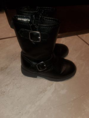 Carters Girl toddler boot size 7 for Sale in Elgin, IL