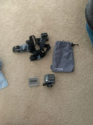 GoPro with chestmount for Sale in Saint Michaels, MD