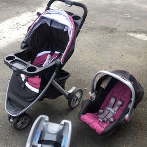 Graco Stroller And Car Seat for Sale in Bonney Lake, WA