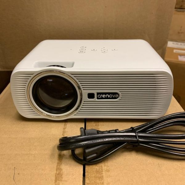 Crenova LED Portable Projector