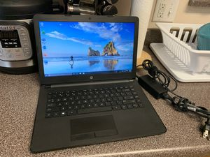 Hp Laptop W/Windows 10 & Lifetime Office SSD (Extremely Fast) for Sale in Las Vegas, NV