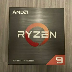 AMD Ryzen 9 5900x 12 -core 24 Thread Desktop Processor for Sale in Los Angeles, CA
