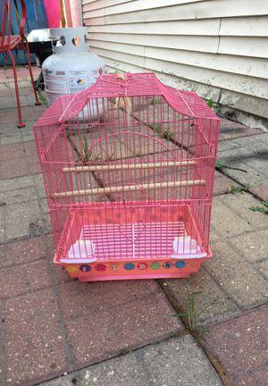 Pink Bird Cage for Sale in Aurora, IL