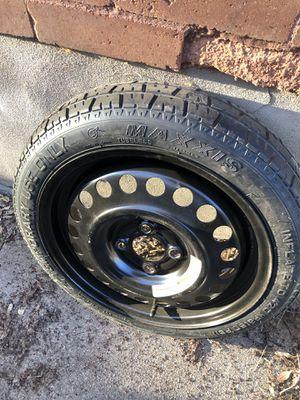 Spare tire Nissan Versa 16 for Sale in Salt Lake City, UT