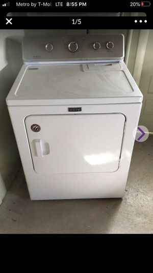 Maytag washer and dryer brand new for Sale in Holiday, FL