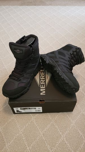 Merrell moab 2 tactical boots for Sale in Las Vegas, NV
