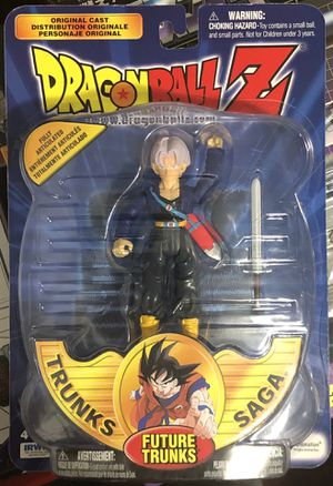 Dragon Ball Z Saga Future Trunks MOSC for Sale in The Bronx, NY
