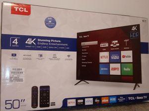 50 inch Roku tv for Sale in Dearborn, MI