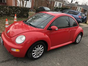 2004 Volkswagen New Beetle for Sale in UNIVERSITY PA, MD