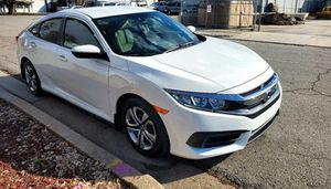 2018 HONDA CIVIC LX/CLEAN TITLE/62k MILES for Sale in Brea, CA