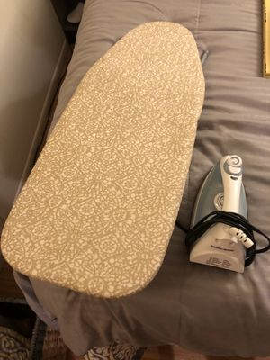 Tabletop ironing board (iron not included) for Sale in Seal Beach, CA