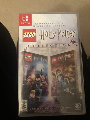 Nintendo Switch Harry Potter LEGO for Sale in Pinckney, MI