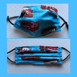 Disney Cars Cloth Face Mask for Kid sizes $6, Adults $7 for Sale in Dallas, TX