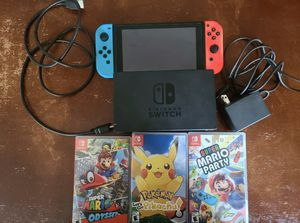 Nintendo switch for Sale in New Carlisle, OH