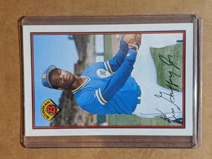 KEN GRIFFEY JR Bowman baseball card for Sale in Seattle, WA
