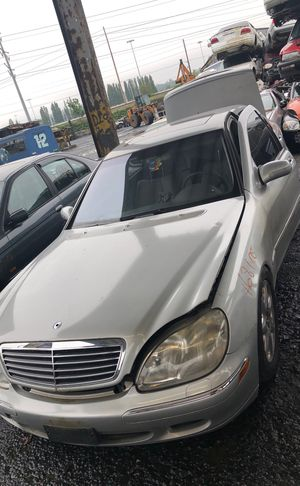 2002 Mercedes S500 parting out for Sale in Kent, WA