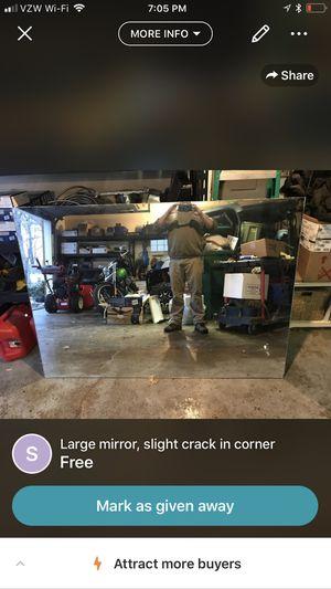 Mirror for Sale in Girard, PA