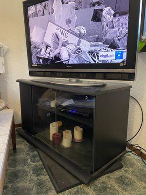TV Stand / Media Entertainment Cabinet Shelf for Sale in Leavenworth, WA