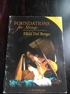 Violin book for Sale in West Hartford, CT