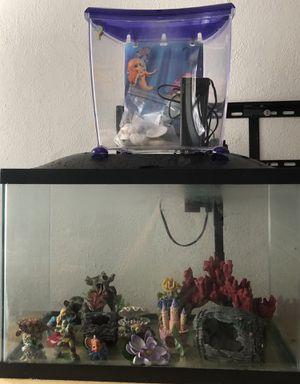 20 Gallon Fish Tank/Aquarium for Sale in Dallas, TX
