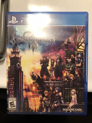Ps4 Kingdom Hearts 3 for Sale in Austin, TX