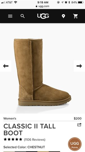 Uggs size 7 for Sale in Austin, TX