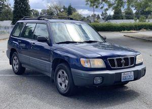 2002 Subaru Forester for Sale in Lakewood, WA