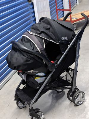Graco click connect breaze for Sale in Pelham Manor, NY