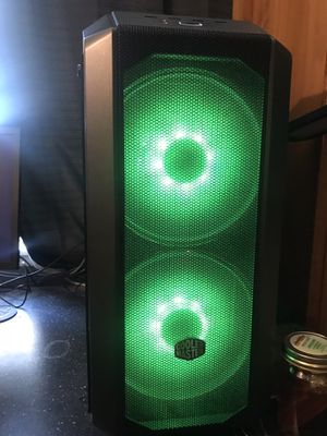 Gaming computer and monitor for Sale in Fontana, CA