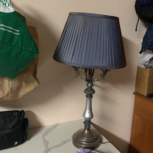 Beautiful Antique Table Lamp, 3 Ft Tall for Sale in San Francisco, CA