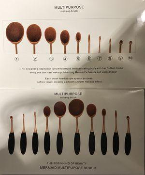 Makeup Brush Set for Sale in Fort Dix, NJ