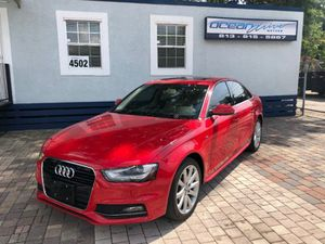 2014 Audi A4 for Sale in Tampa, FL