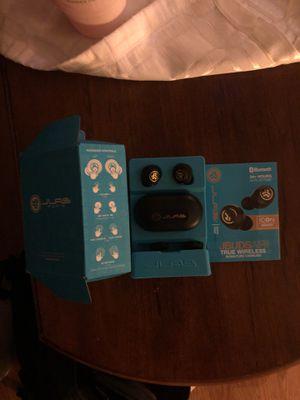 JLAB Audio Jbuds Air True Wireless Signature Bluetooth Earbuds, Charging Case for Sale in Auburn, WA