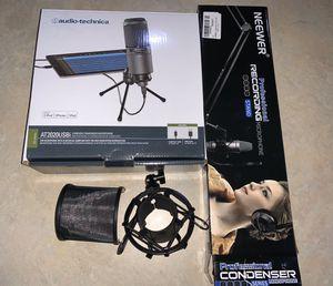 audio-technica AT2020USBi for Sale in North Miami, FL