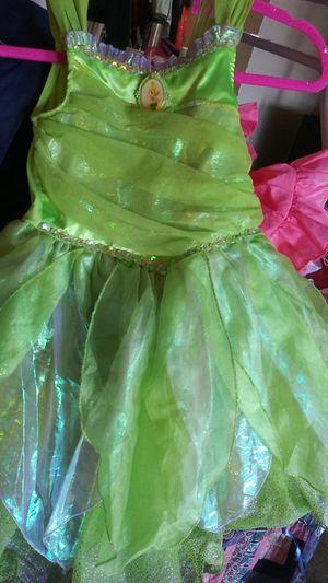 Disney tinkerbell costume size 5/6 for Sale in El Cajon, CA