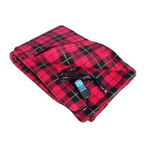 Car cozy 12v electric heater travel blanket - new for Sale in Naperville, IL