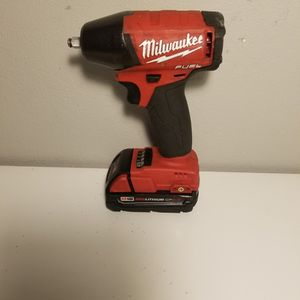 """Milwaukee impact Wrench 3/8"""" for Sale in Aurora, CO"""