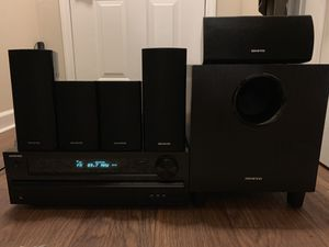 Onkyo 5.1 Home Theater for Sale in Westerville, OH