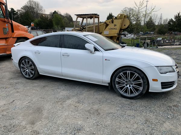 Audi A7 for parts