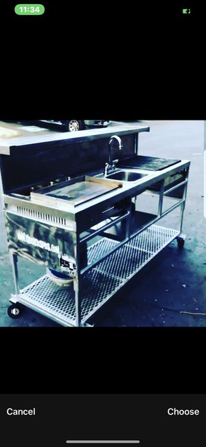 Taco cart for sale for Sale in Vallejo, CA