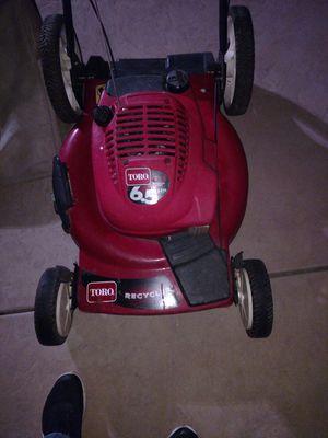 Lawn mower toro for Sale in Rialto, CA
