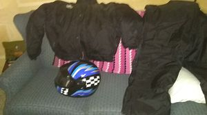Snowmobile suit and helmet for Sale in Framingham, MA