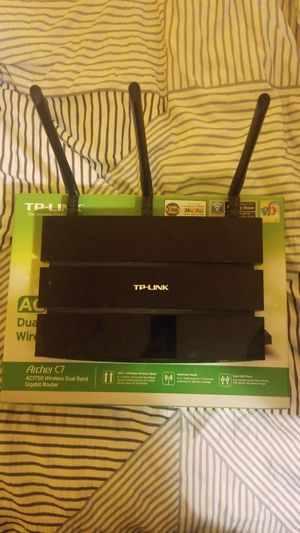 Wifi Router TP Link AC1750 for Sale in Long Branch, NJ