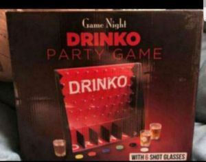 Drinko party game for Sale in Phoenix, AZ
