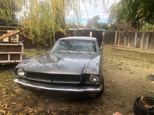 1965 mustang for Sale in Fresno, CA